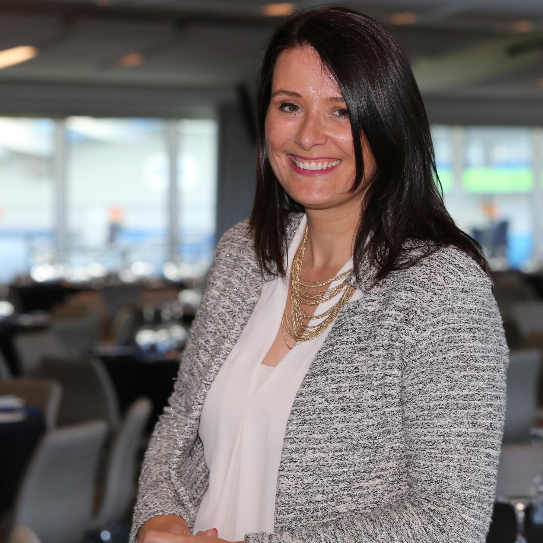 Kathy Taylor - Sodexo, Brighton & Hove Albion FC