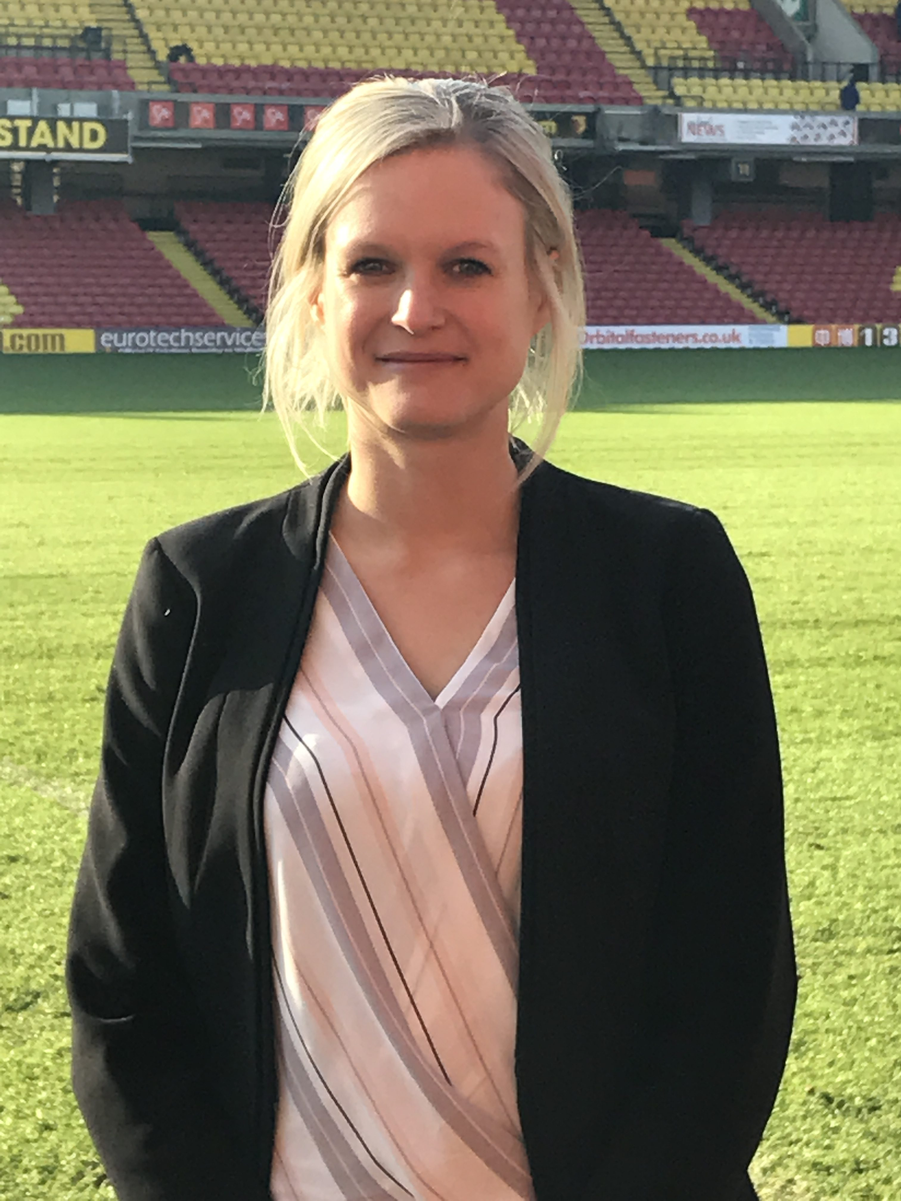 Watford FC Appointment Emelie Lundberg