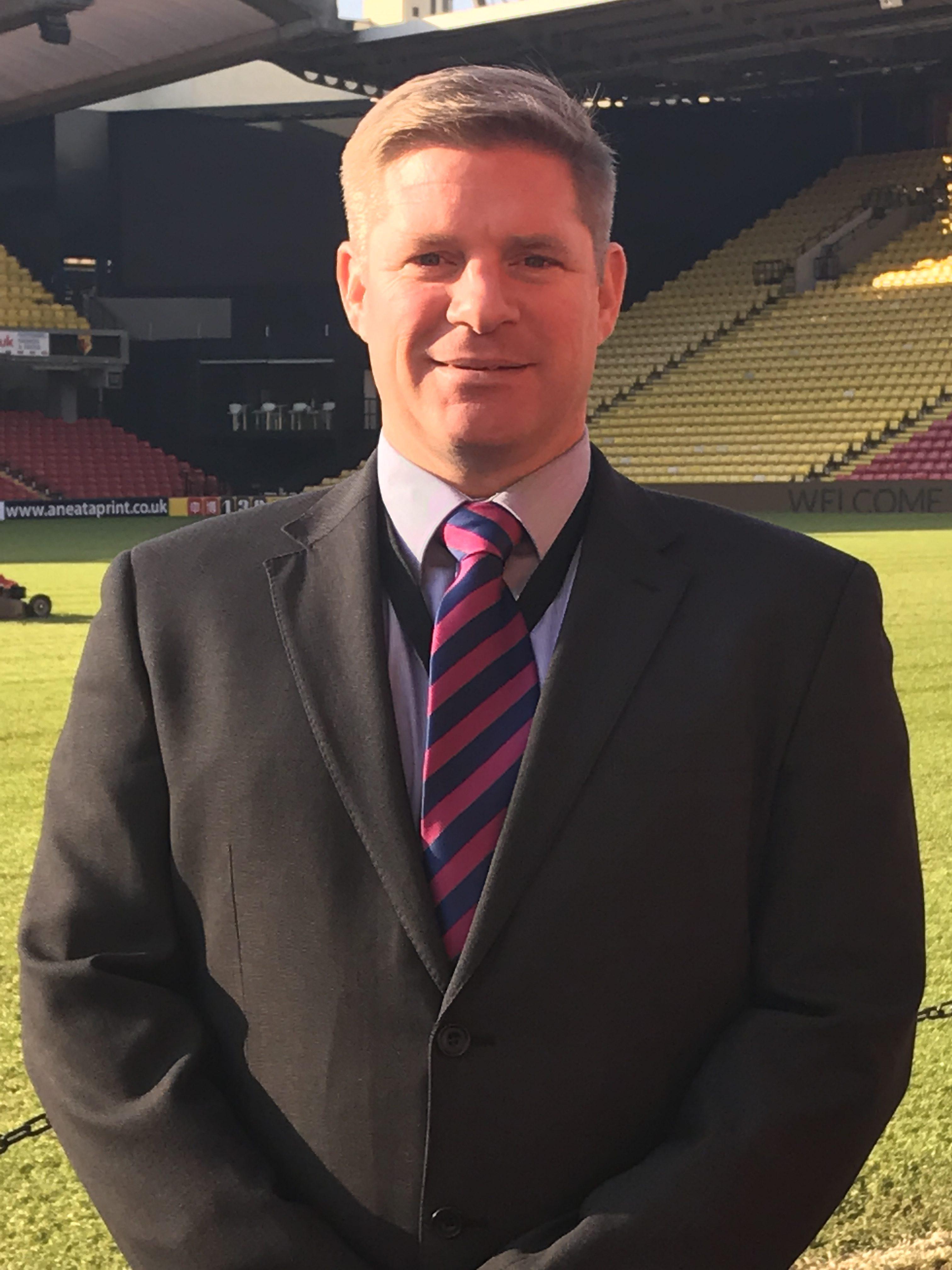 Watford FC Appointment Stuart Street